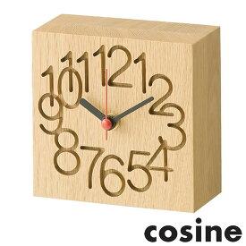 掛け時計 MUKU時計(小) cosine コサイン CW-08