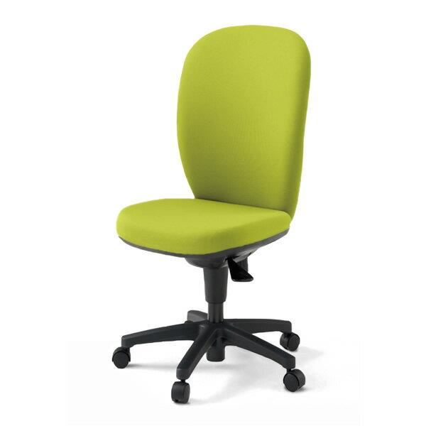 オフィスチェア/ イトーキ リエット ハイバック 再生布地/ハイバック/肘なし/樹脂脚