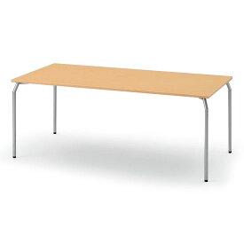 テーブル 角テーブル イトーキ ITOKI orno(オルノ)W180×D90【自社便/開梱・設置付】