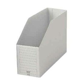 【ファイル用品】イトーキ ワンタッチ組立式ボックスファイル 40A4(A4横用) W10【10冊セット】
