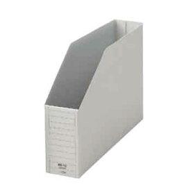 【ファイル用品】イトーキ ワンタッチ組立式ボックスファイル 60A4(A4横用) W6.5【10冊セット】