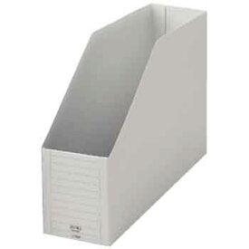 【ファイル用品】イトーキ ワンタッチ組立式ボックスファイル 40DF(B4横データ用)【10冊セット】