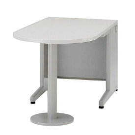 サポートテーブル イトーキ CZX サイドテーブル(支柱あり) D70用【自社便 開梱・設置付】