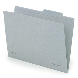 【ファイル用品】イトーキ 上見出し個別フォルダー A4用・見出し部補強タイプ【50枚セット】