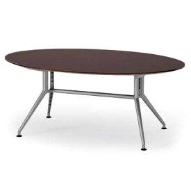 イトーキ 会議テーブルDDシリーズ(120°脚・楕円型)W180【自社便/開梱・設置付】