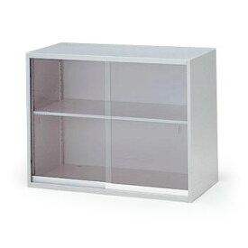 イトーキ/THIN LINE(シンラインキャビネット)H700タイプ/ガラス引戸型/上段専用【自社便/開梱・設置付】