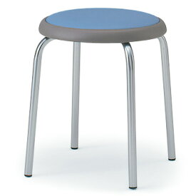 [全品対象【3%OFFクーポン】4/10限]スツール パイプ椅子 スタッキング可 イトーキ ITOKI 410 KKR-410DF-Z9【自社便/開梱・設置付】