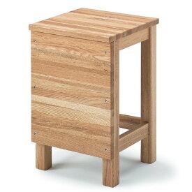 [全品対象【3%OFFクーポン】3/5金限り]角椅子 木製 H42cm イトーキ ITOKI【自社便/開梱・設置付】