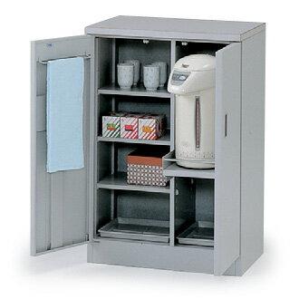 イトーキ スチール製キッチンキャビネット/W60.4×D40【自社便/開梱・設置付】