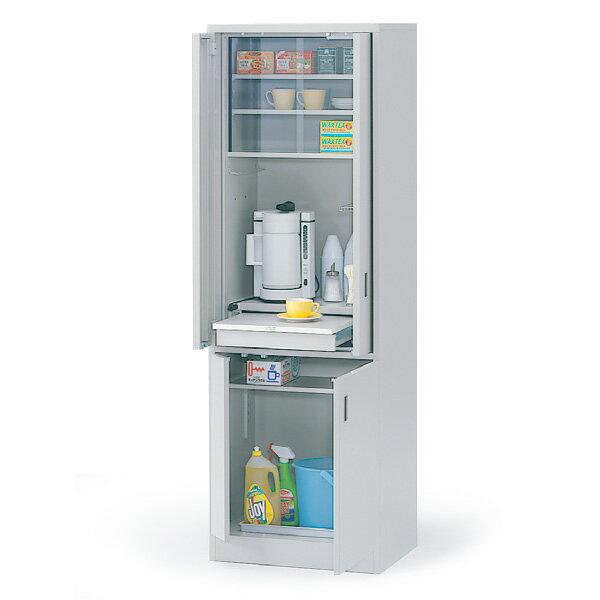 イトーキ スチール製キッチンキャビネット/W60×D45【自社便/開梱・設置付】
