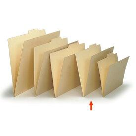【ファイル用品】イトーキ 上見出し個別フォルダー A4用エコノミータイプ【50枚セット】