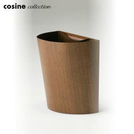 [全品対象【3%OFFクーポン】3/5金限り]ダストボックス 木製 天然木 日本製 cosine collection(コサイン コレクション) fioretto(フィオレット) ダストボックス(小) D-260W