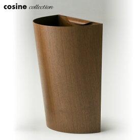 [全品対象【3%OFFクーポン】3/5金限り]ダストボックス 木製 日本製 cosine collection(コサイン コレクション) fioretto(フィオレット)(大) D-285W ごみ箱 ゴミ箱 ごみばこ 護美箱