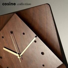 掛け時計 cosine collection(コサイン コレクション) Cut out(カットアウト) CW-16CW