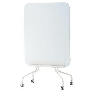 キャスター付き/イトーキ アクティバ ホワイトボード H152cm 【自社便/開梱・設置付】
