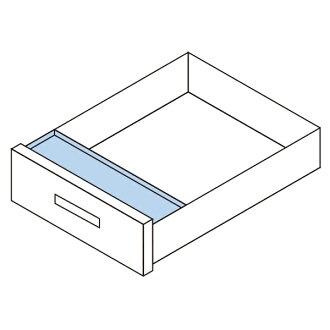 供Itoki办公室桌子袖子抽屉、手推车使用的可选择的笔托盘(补充用)CCRP-PTA-T2