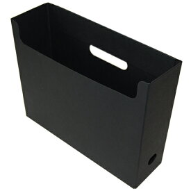 【ファイル用品】A4サプライズ BWシリーズ/組立式ボックスファイル【1冊】