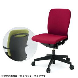 【2/25限定 楽天カードでP14倍↑】事務椅子/ ITOKI(イトーキ) フルゴチェア fulgo ローバック 布張り 肘なし