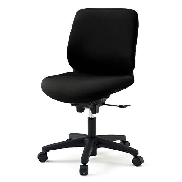 オフィスチェア/ イトーキ トルテRチェア ローバック 布張り(GB張地)//肘なし/樹脂脚
