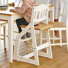 椅子 木製 木 天然木 バーチ 子ども 足置き ダイニングチェア イトーキ カモミール・リビング ITOKI Camomille チェア GCL-KMC-NW Web限定