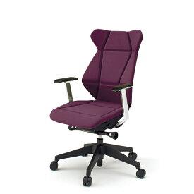 事務椅子 イトーキ フリップフラップ チェア flip flap ハイバック 固定肘付 ランバーサポートなし ハンガーなし 樹脂脚 【宅配便または自社便(設置付)選択商品】
