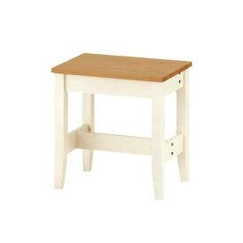 【SALE 20%OFFクーポン有 10/19-30限定】【Web限定】イトーキ リビング学習 椅子/ カモミール リビングベンチ 幅45cm GCL-B04-NW