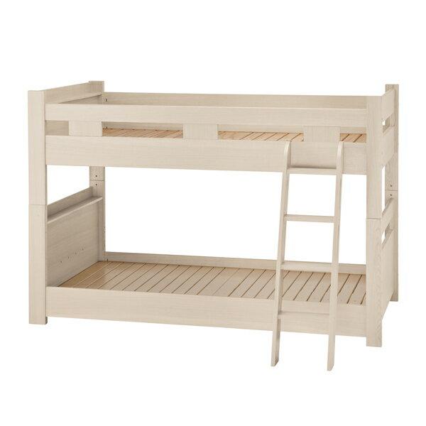 【限定モデル】 宮付き二段ベッド 低床 ロータイプ BP-T<組立サービス付>