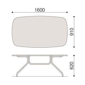 スクラムシリーズ/テーブル/矩形タイプ