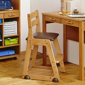 椅子 いす イス 木製 チェア 学習椅子 学習イス 勉強イス 勉強椅子 学習チェア イトーキ ITOKI KM16 ソフトレザー張り 木 シンプル