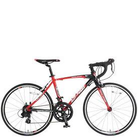 自転車 ドッペルギャンガー 24インチ ロードバイク 軽量アルミフレーム D-modus TARANIS Junior ディーモーダス タラニス ジュニアDOPPELGANGER D40J-RD