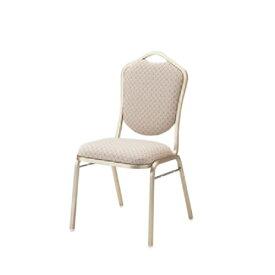 イトーキ 宴会 結婚式 パーティ 椅子 ダース スタッキング シルバー塗装 ビニールレザー KBT-210SB