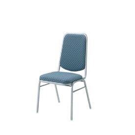 イトーキ 宴会 結婚式 パーティ 椅子 KBT-500 スタッキング シルバー塗装 布張り KBT-520SA