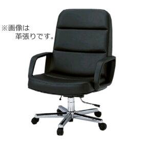 イトーキ K-8タイプ エグゼクティブチェア 社長椅子 役員椅子 ワイドサイズ ハイバック 肘付 皮革 ガス上下調節 KWK-865LA