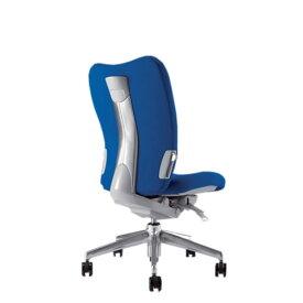 ナイキ エネア ENEIR オフィスチェア ZE型 事務用チェアー ミドルバック ヘッドレスト付 肘なし ZE510F