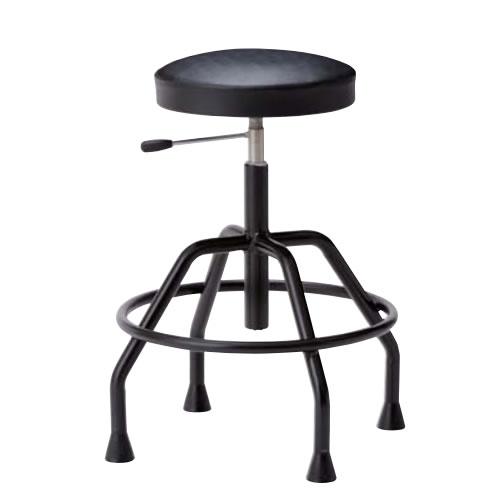 高作業用チェアー 作業用チェア 作業椅子 作業用椅子 ガス上下調節 高作業用チェア 固定脚TG-KT5L