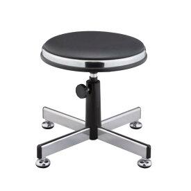 作業用チェア 作業 椅子 スツール 手動上下調節 テンション脚 TD-10N