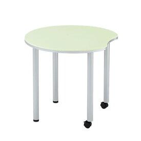 イトーキ バイオテーブルIII テーブル アップル型タイプ TSD-117N