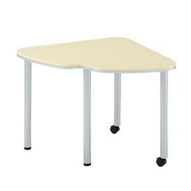 イトーキ バイオテーブルIII テーブル オレンジ型タイプ TSD-217N