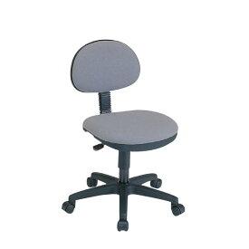 ナカバヤシ ロアス オフィスチェア 事務用椅子 事務いす 事務用イス パソコンチェア OAチェア OHチェアーRZC-N02GYグレー