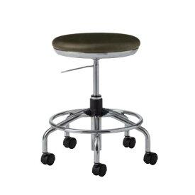 導電チェア 導電チェアー 作業用チェア 作業椅子 作業用 椅子 ガス上下調節 導電双輪キャスター TSM-ET6