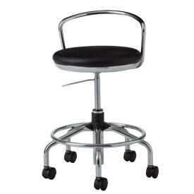 導電チェア 導電チェアー 作業用チェア 作業椅子 作業用 椅子 ガス上下調節 導電双輪キャスター TSM-ET7