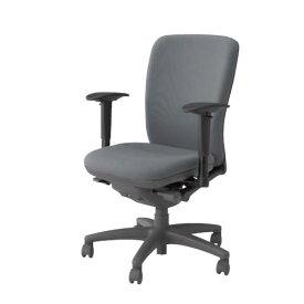 ナイキ オフィスチェアー オフィスチェア 椅子 フィーモ チェアー ハイバック 可動肘付 布張り 樹脂脚 ME-513AFN