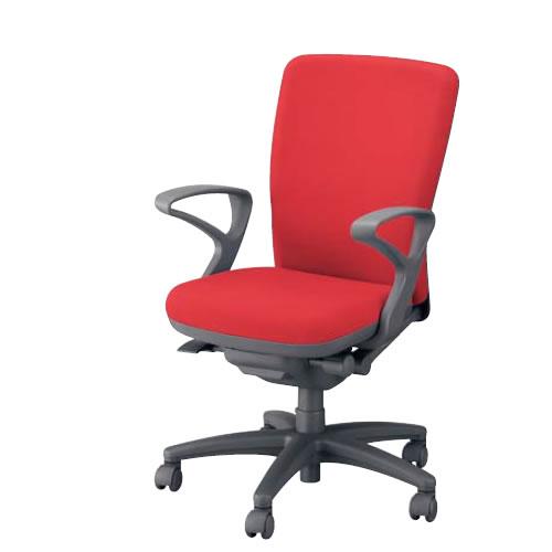 ナイキ オフィスチェアー オフィスチェア 椅子 フィーモ チェアー ハイバック 肘付 樹脂脚 ME-513F