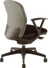 ナイキ オフィスチェアー オフィスチェア 椅子 シェルモ チェアー ローバック 肘付布張り WE511F