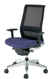 购物马拉松期间中的要点10倍的国誉办公室椅子空气城堡标准上下肘CR-GA2341