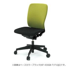 イトーキ フルゴ オフィスチェア ハイバック 本体カラー WWホワイト 肘なし 布張りKF-430GBWW