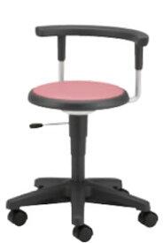 病院 診察イス 患者椅子 メディカル チェア 椅子 背付 キャスター付き NOTD-22KN