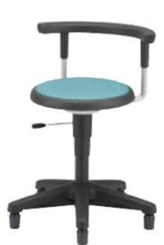 病院 診察イス 患者椅子 メディカル チェア 椅子 背付 固定脚 キャスターなし NOTD-22RN