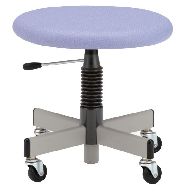 低作業用チェアー 作業用チェア 作業椅子 作業用椅子 スチール+モールドウレタン座TSS-H36L