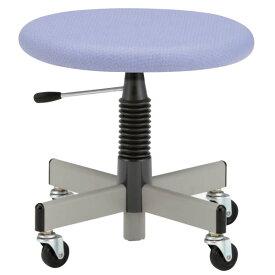 低床 作業椅子 低作業用チェア 低い作業用チェアー 椅子 スチール+モールドウレタン座 キャスター付き NOTSS-H36L